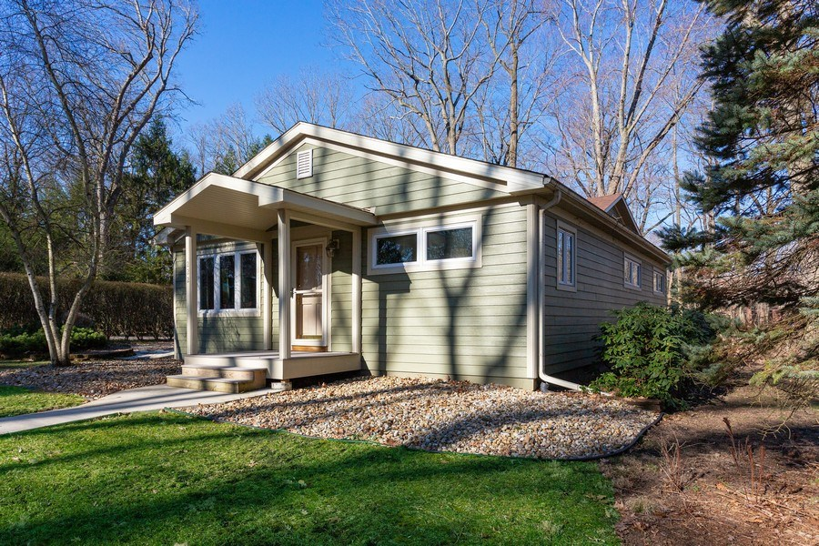 Real Estate Photography - 222 Groveland Trail, Michigan City, IN, 46360 - Front View