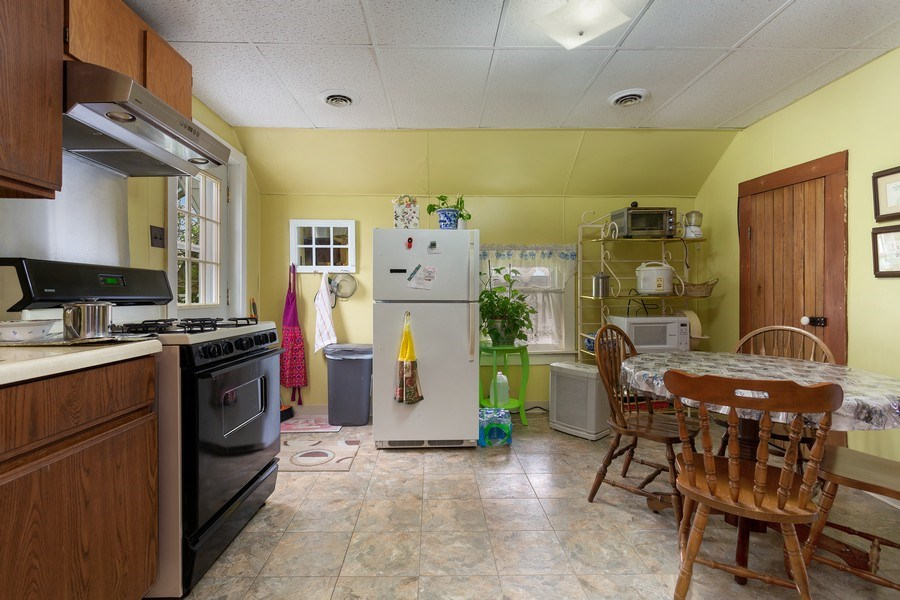 Real Estate Photography - 516 Wabash Street, Michigan City, IN, 46360 - Kitchen