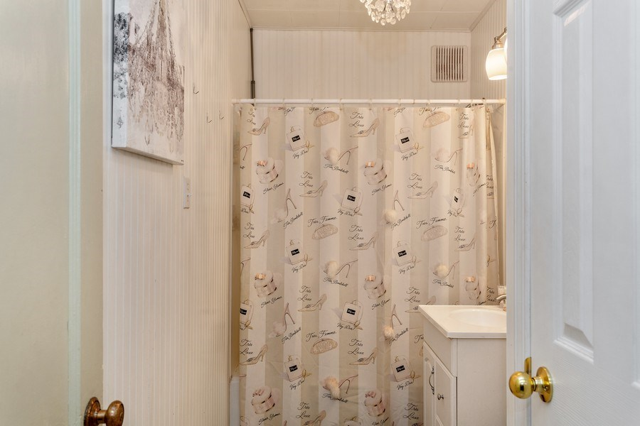Real Estate Photography - 336 Johnson Road, Michigan City, IN, 46360 - Bathroom