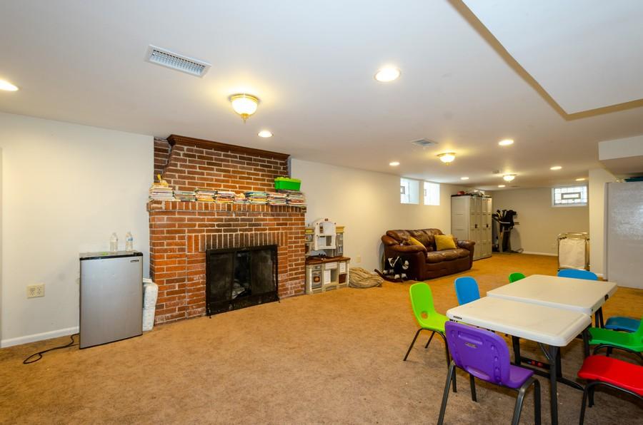 Real Estate Photography - 2938 Pratt, Chicago, IL, 60647 - Recreational Room