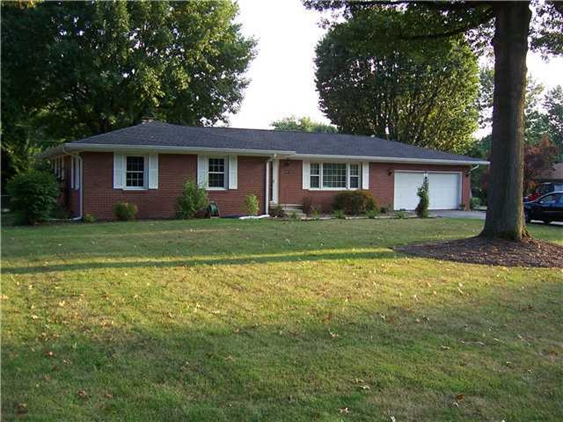 Real Estate Photography - 3321 McLaughlin St, Indianapolis, IN, 46227 - Location 1
