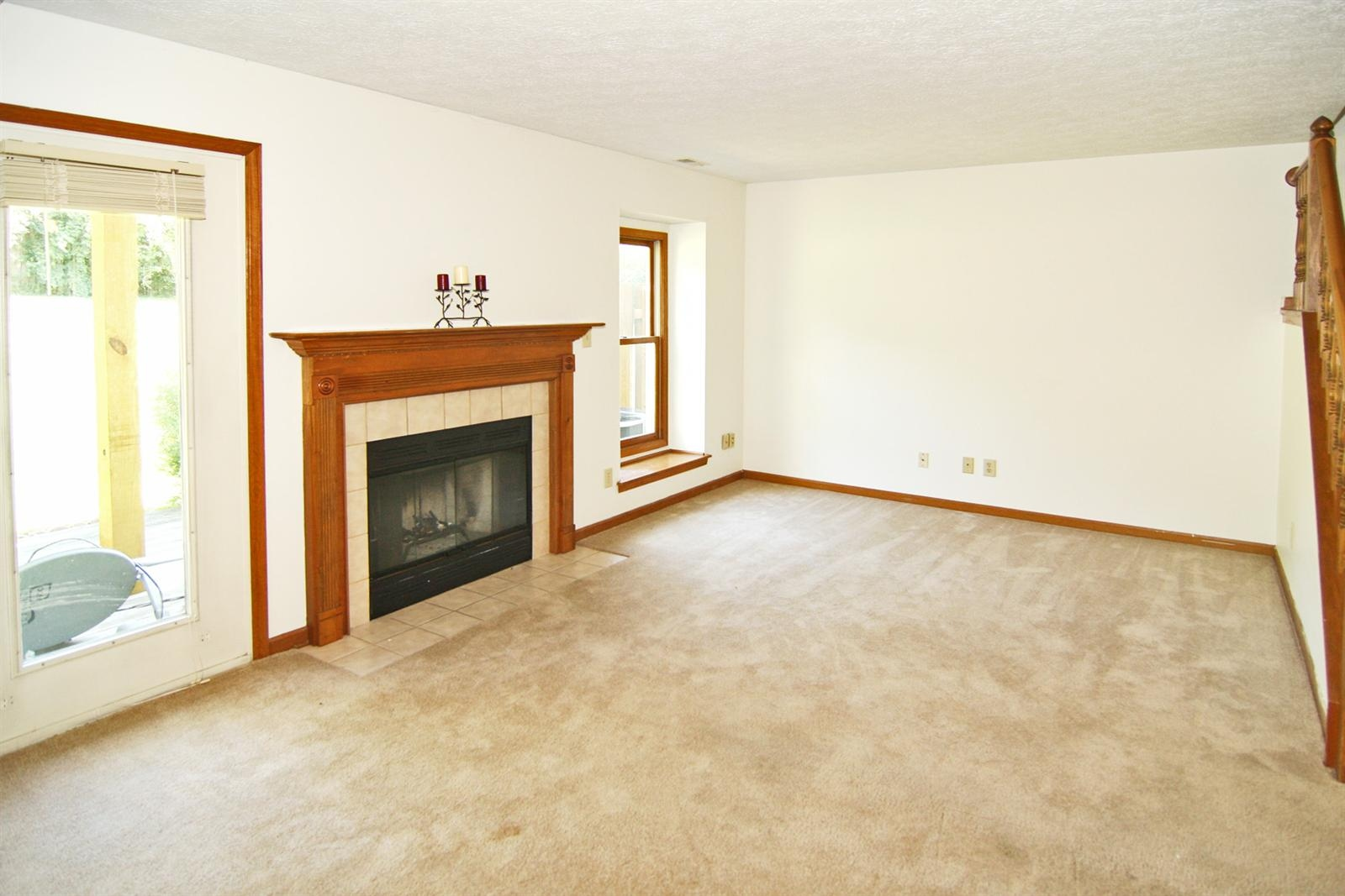 Real Estate Photography - 6350 Cotton Bay Dr N, Indianapolis, IN, 46254 - Location 6
