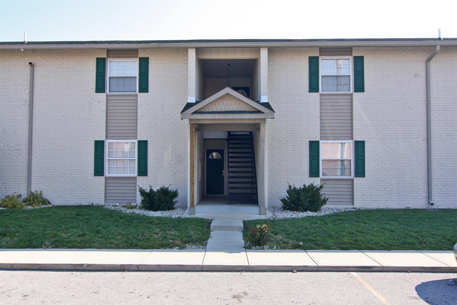 Real Estate Photography - 53 Port Robert Dr, Apt A, Indianapolis, IN, 46224 - Location 1