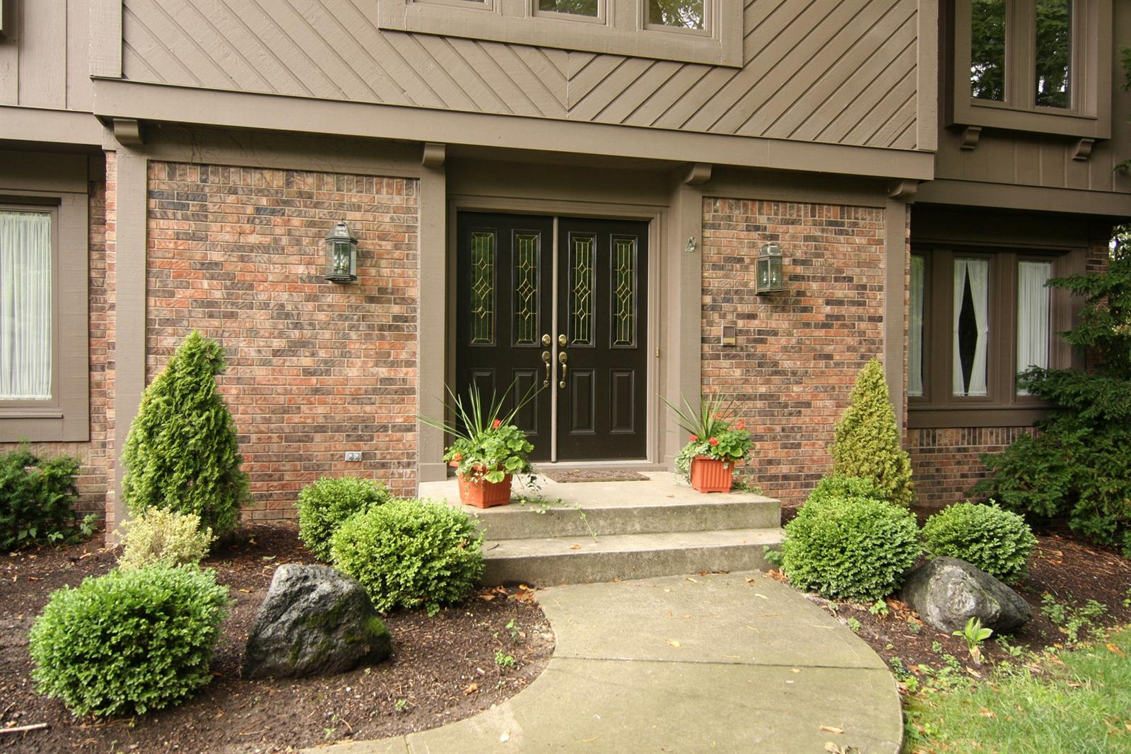Real Estate Photography - 328 Spring Mill Ct, Carmel, IN, 46032 - Location 2