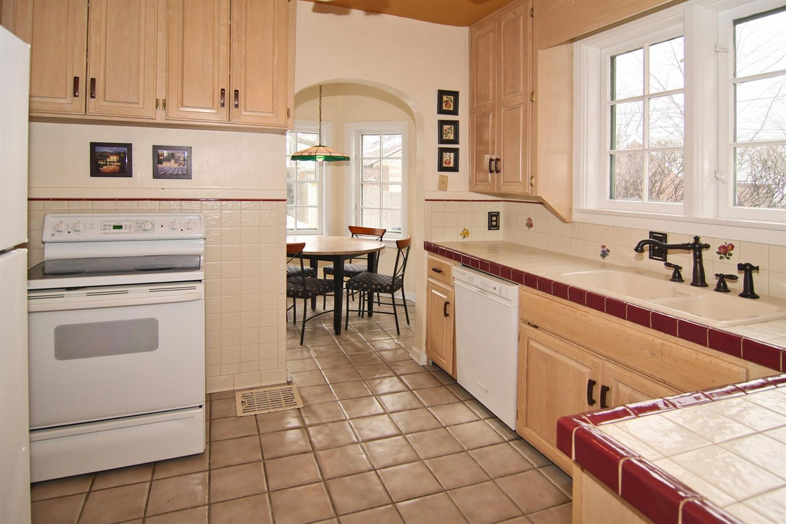 Real Estate Photography - 213 Buckingham Dr, Indianapolis, IN, 46208 - Location 10