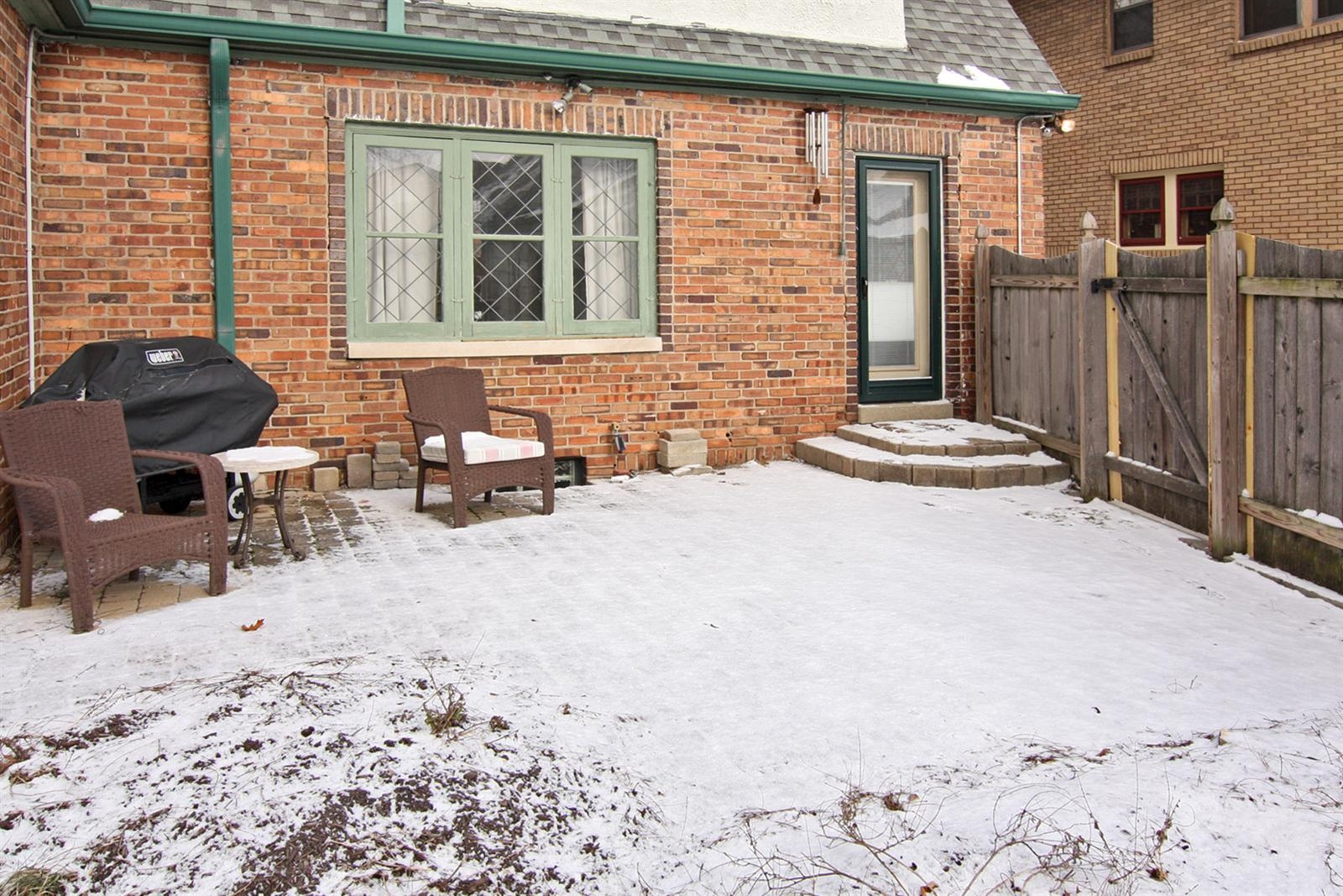 Real Estate Photography - 213 Buckingham Dr, Indianapolis, IN, 46208 - Location 19