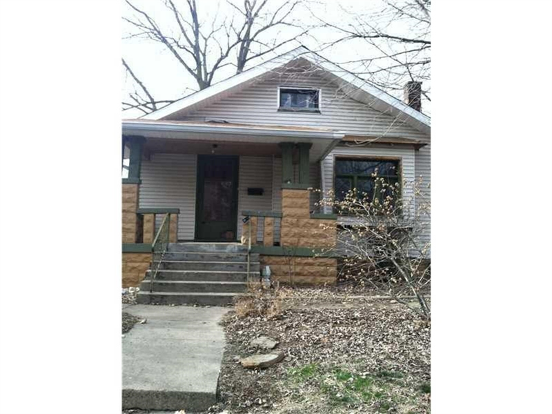 Real Estate Photography - 1118 Newman St, Indianapolis, IN, 46201 - Location 1