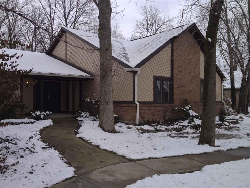 Real Estate Photography - 2943 Talping Row, Indianapolis, IN, 46268 - Location 1
