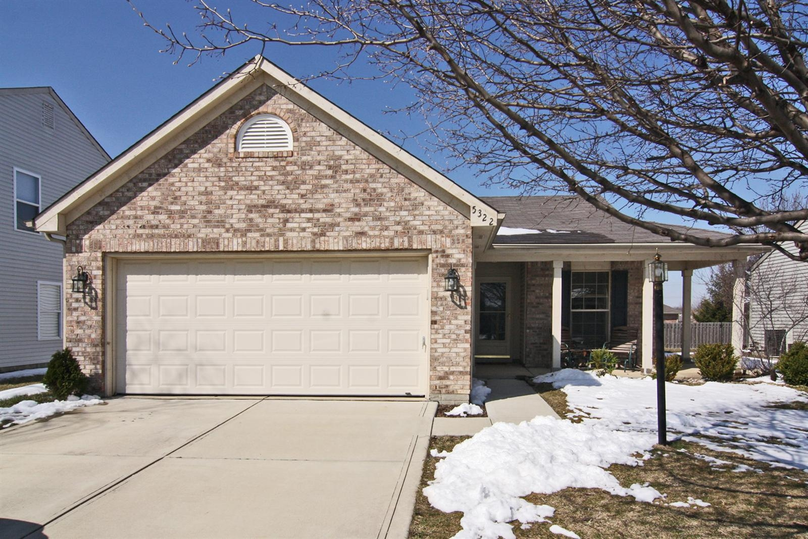 Real Estate Photography - 5322 Waterton Lakes Dr, Indianapolis, IN, 46237 - Location 1