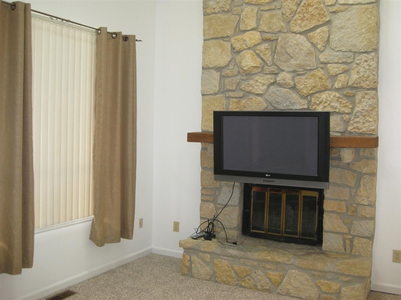 Real Estate Photography - 2542 Hideaway South Dr, Indianapolis, IN, 46268 - Location 2