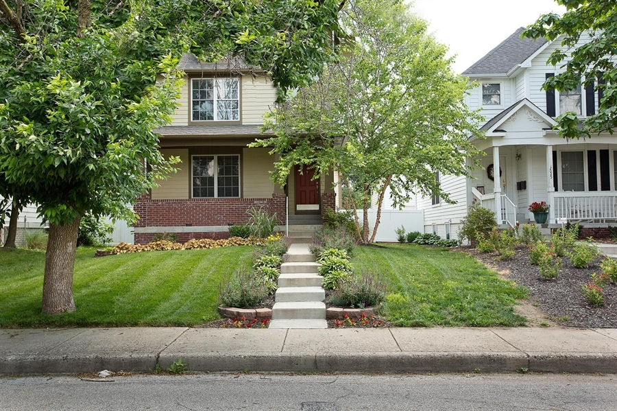 Real Estate Photography - 2029 Ruckle St, Indianapolis, IN, 46202 - Location 1
