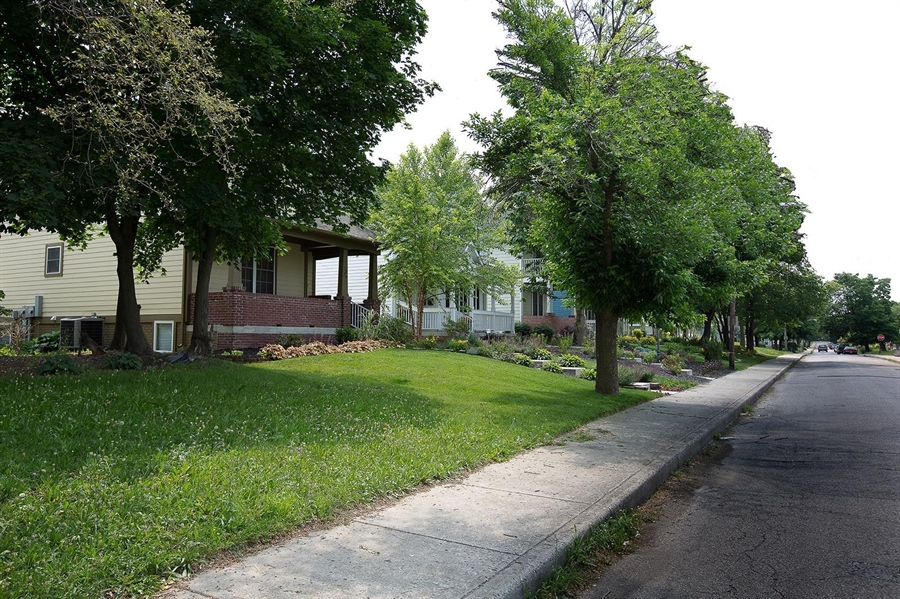 Real Estate Photography - 2029 Ruckle St, Indianapolis, IN, 46202 - Location 3