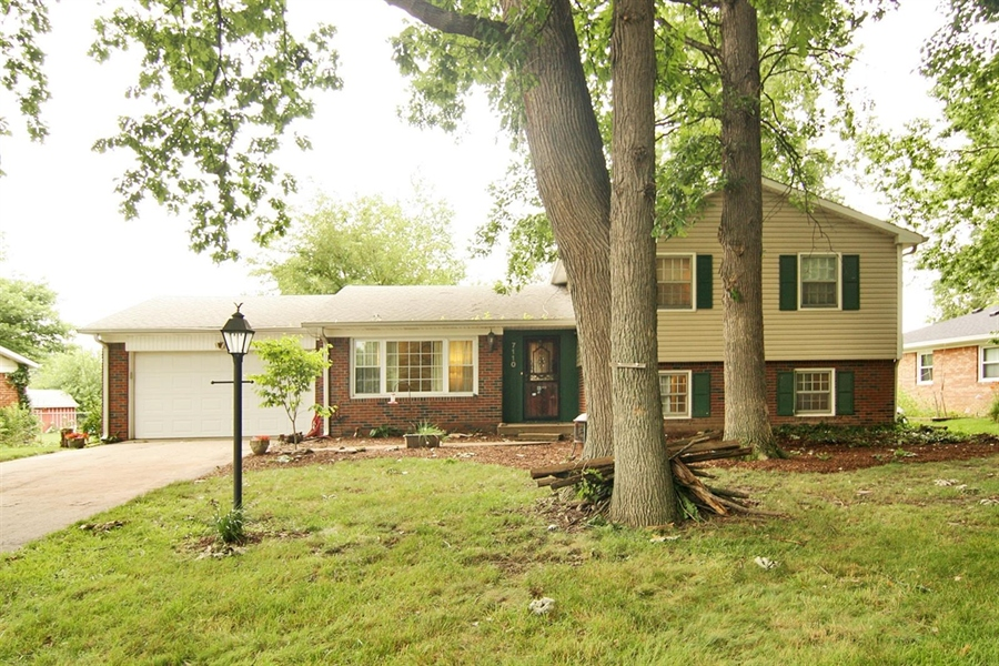 Real Estate Photography - 7110 Castle Manor Dr, Indianapolis, IN, 46214 - Location 1