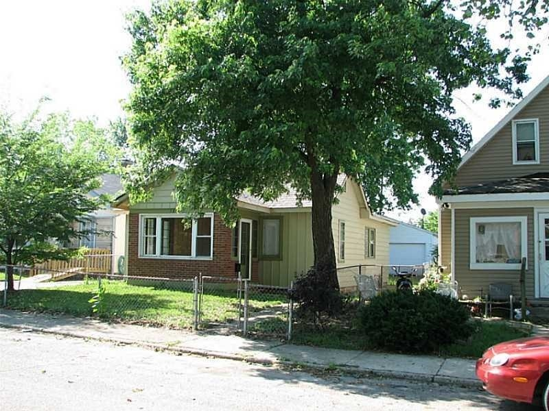 Real Estate Photography - 1625 Cruft St, Indianapolis, IN, 46203 - Location 2