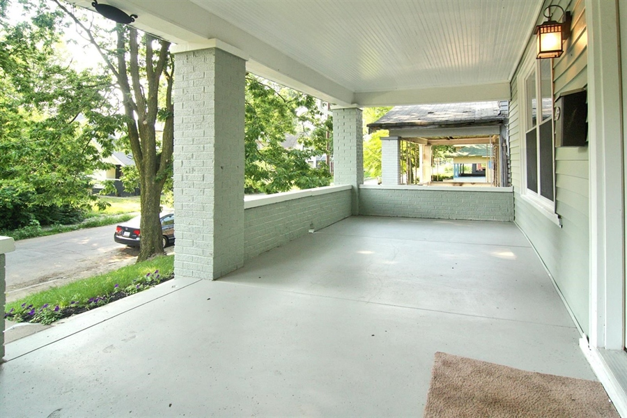 Real Estate Photography - 3138 Ruckle St, Indianapolis, IN, 46205 - Location 2