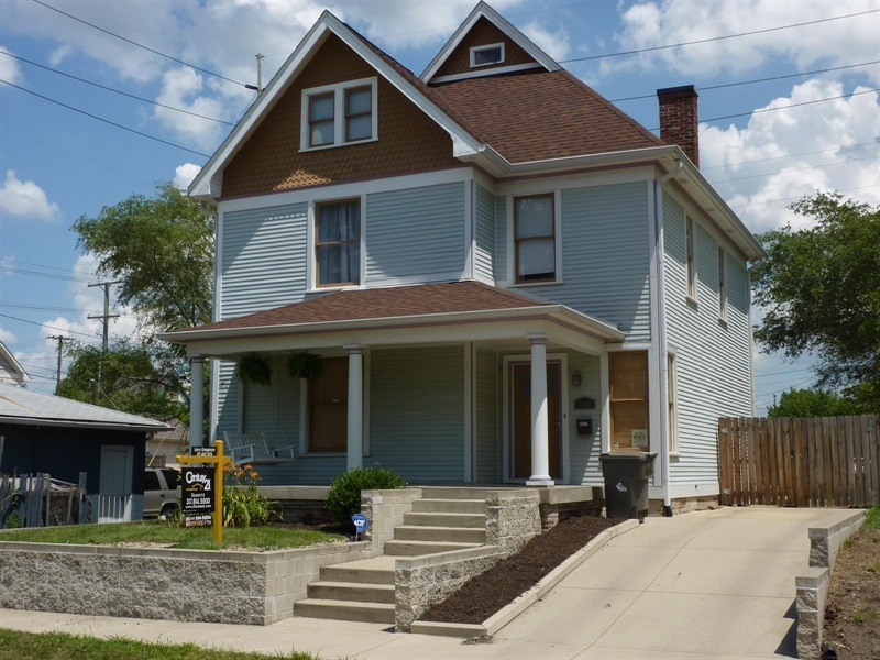 Real Estate Photography - 2145 N New Jersey St, Indianapolis, IN, 46202 - Location 1