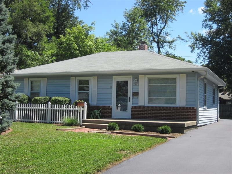 Real Estate Photography - 5625 Ralston Ave, Indianapolis, IN, 46220 - Location 2
