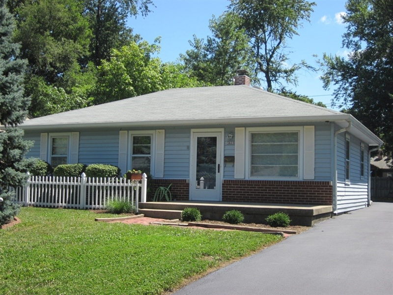 Real Estate Photography - 5625 Ralston Ave, Indianapolis, IN, 46220 - Location 3