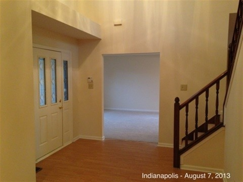 Real Estate Photography - 3521 Waterstone Cir, Indianapolis, IN, 46268 - Location 4