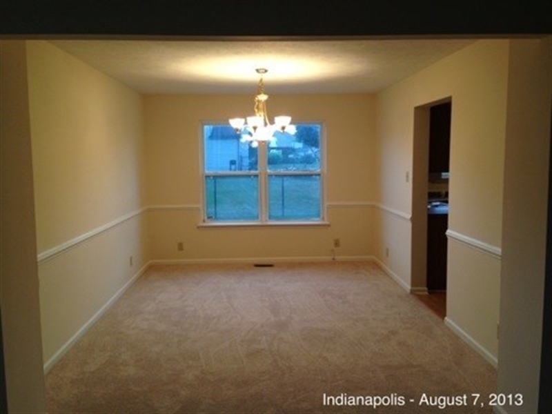 Real Estate Photography - 3521 Waterstone Cir, Indianapolis, IN, 46268 - Location 6
