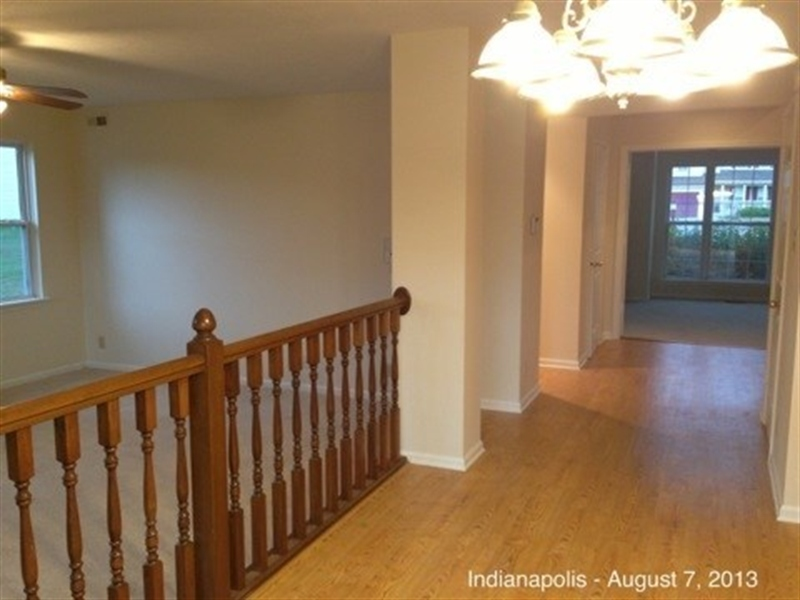 Real Estate Photography - 3521 Waterstone Cir, Indianapolis, IN, 46268 - Location 11
