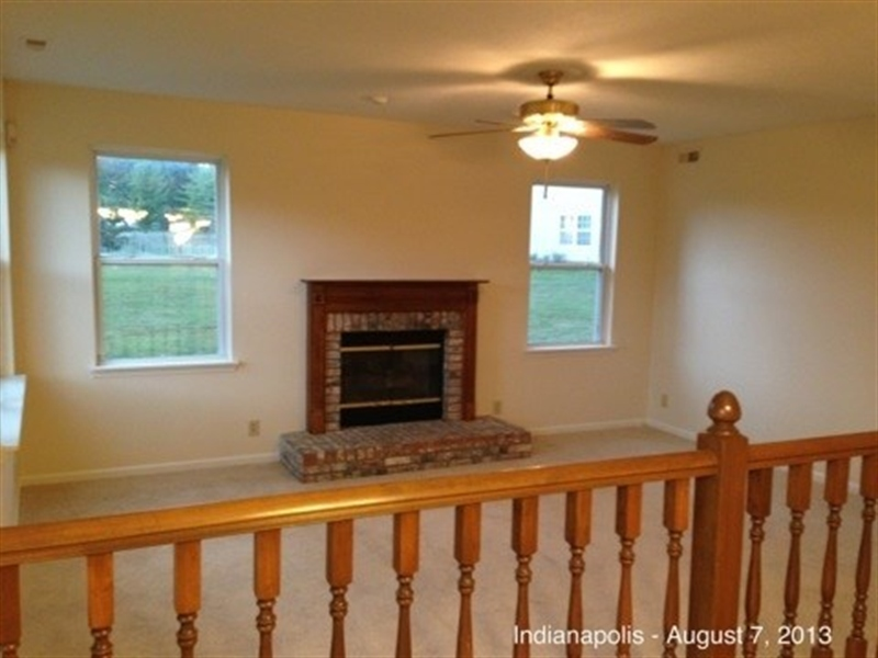 Real Estate Photography - 3521 Waterstone Cir, Indianapolis, IN, 46268 - Location 12