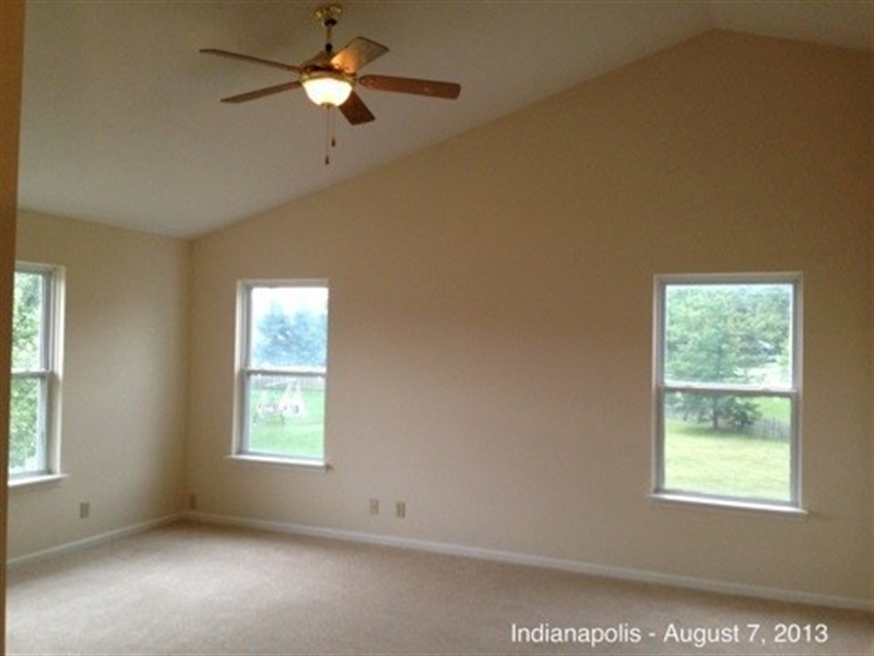 Real Estate Photography - 3521 Waterstone Cir, Indianapolis, IN, 46268 - Location 13
