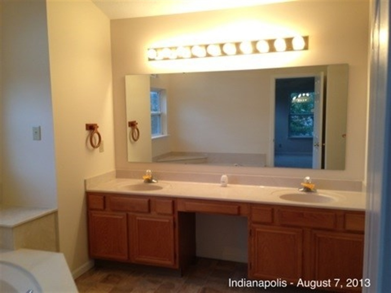 Real Estate Photography - 3521 Waterstone Cir, Indianapolis, IN, 46268 - Location 14