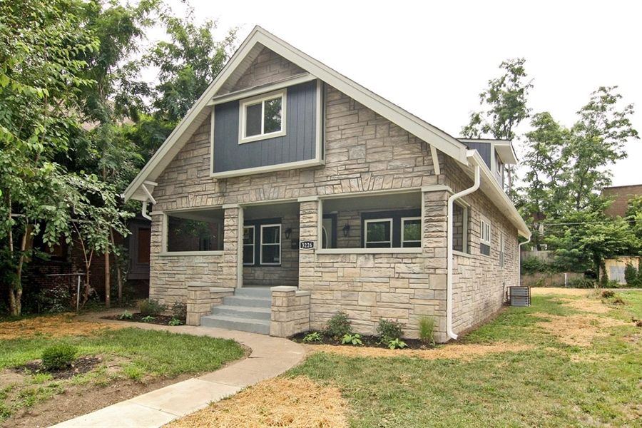 Real Estate Photography - 3226 N Park Ave, Indianapolis, IN, 46205 - Location 1