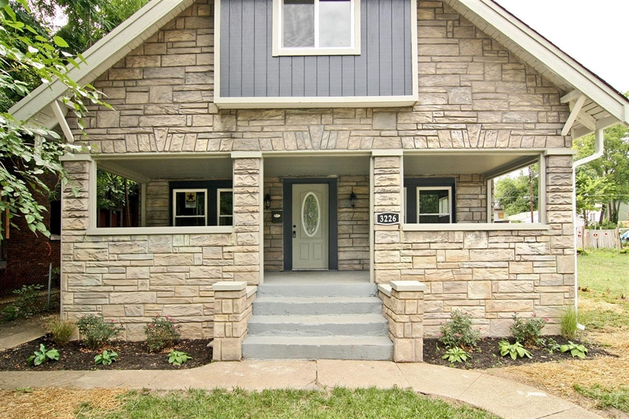Real Estate Photography - 3226 N Park Ave, Indianapolis, IN, 46205 - Location 2