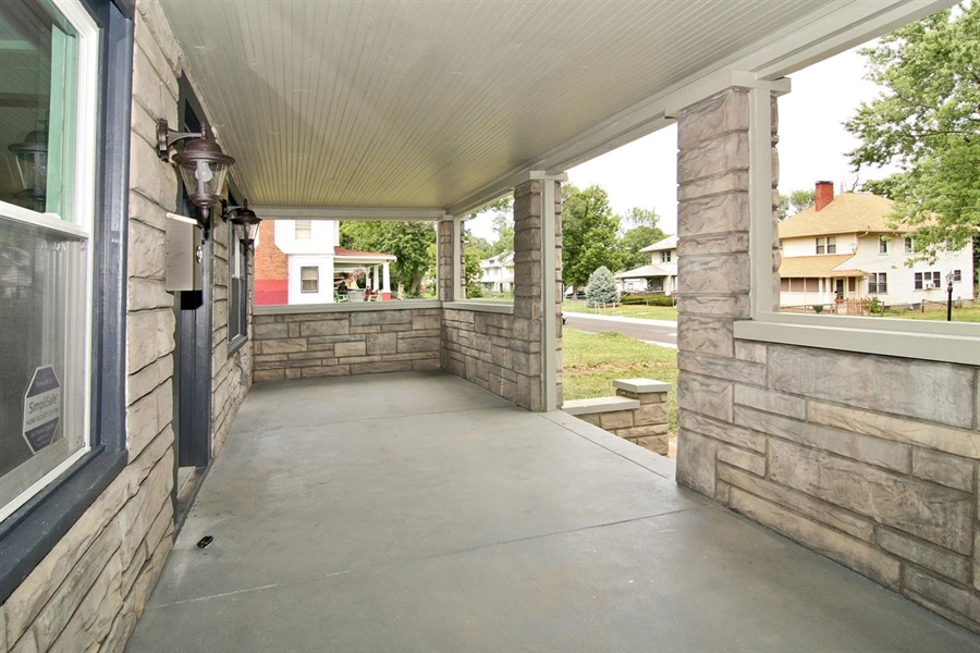 Real Estate Photography - 3226 N Park Ave, Indianapolis, IN, 46205 - Location 3