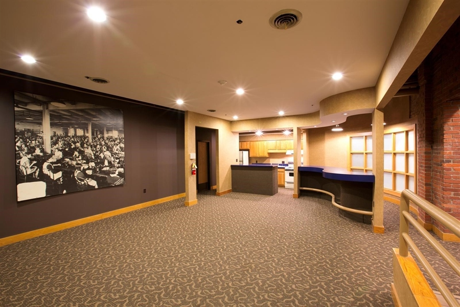 Real Estate Photography - 430 N Park Ave, Apt 103, Indianapolis, IN, 46202 - Location 6