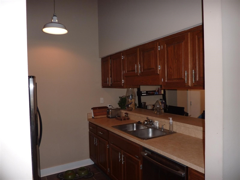 Real Estate Photography - 430 N Park Ave, Apt 103, Indianapolis, IN, 46202 - Location 10