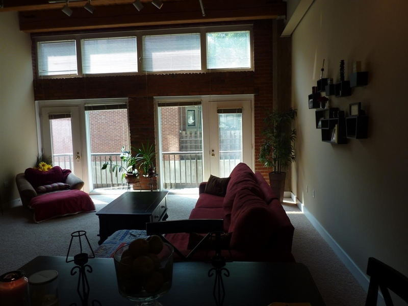 Real Estate Photography - 430 N Park Ave, Apt 103, Indianapolis, IN, 46202 - Location 13