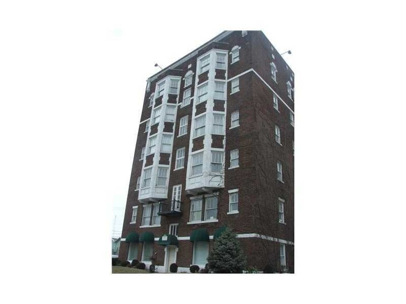 Real Estate Photography - 230 E 9th St, Apt 514, Indianapolis, IN, 46204 - Location 2
