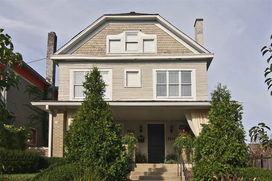 Real Estate Photography - 2114 N Alabama St, Indianapolis, IN, 46202 - Location 1