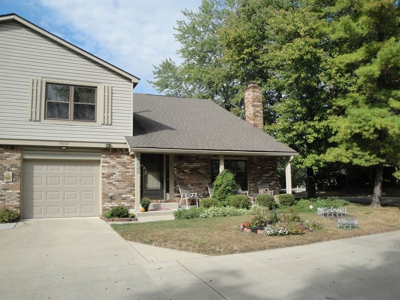 Real Estate Photography - 9052 Pine Cone Way, Indianapolis, IN, 46268 - Location 1