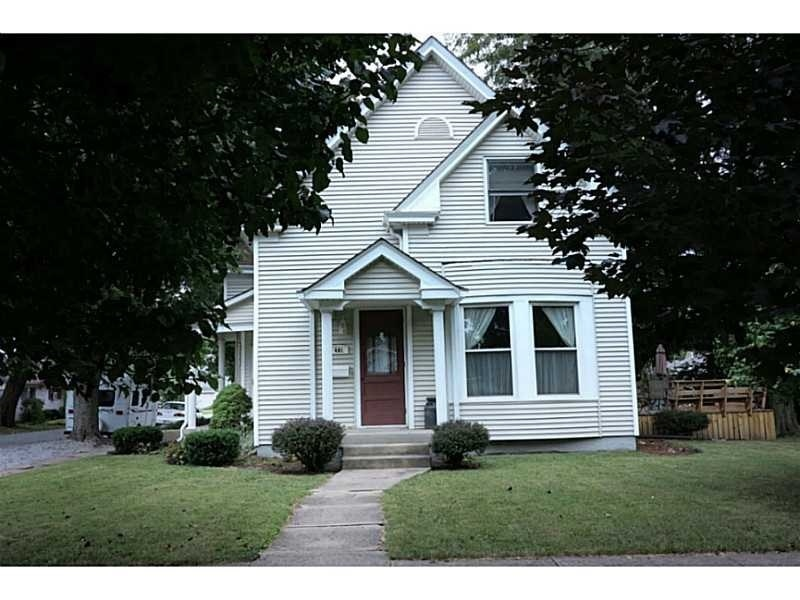 Real Estate Photography - 401 S Market St, Thorntown, IN, 46071 - Location 19