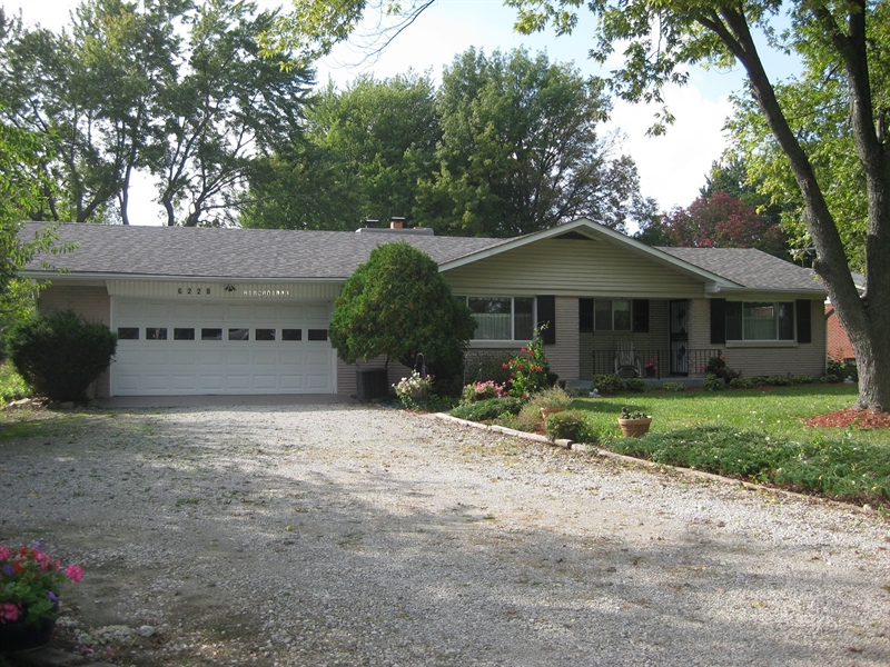 Real Estate Photography - 6228 Zionsville Rd, Indianapolis, IN, 46268 - Location 1