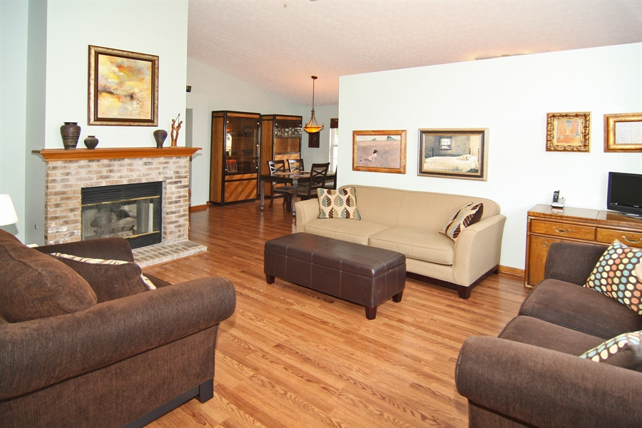 Real Estate Photography - 5106 Hawks Crescent Ct, Indianapolis, IN, 46254 - Location 4