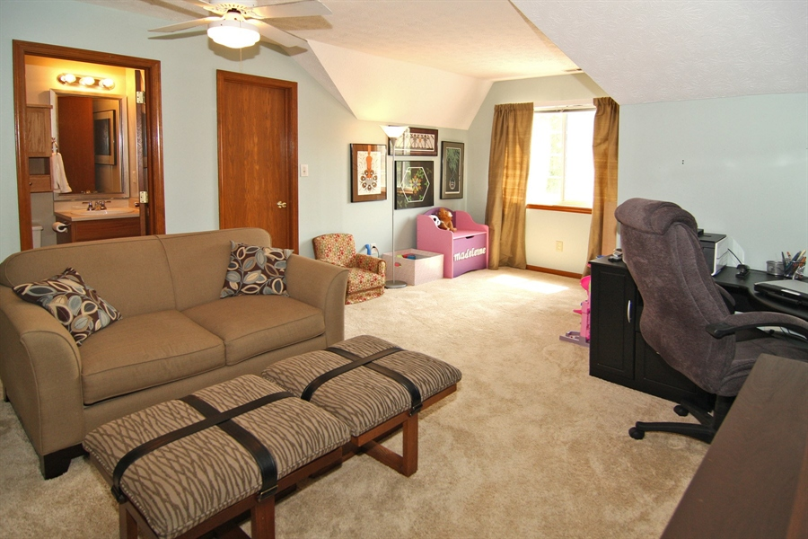 Real Estate Photography - 5106 Hawks Crescent Ct, Indianapolis, IN, 46254 - Location 16