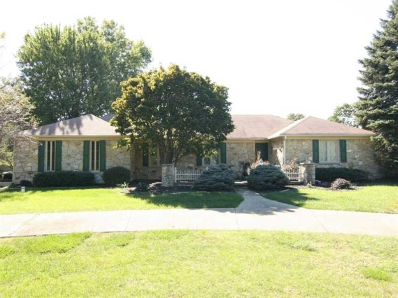 Real Estate Photography - 6322 Minlo Dr, Indianapolis, IN, 46227 - Location 1