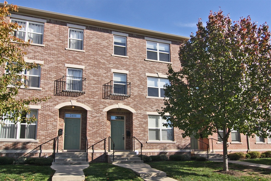 Real Estate Photography - 2409 N Park Ave, # D, Indianapolis, IN, 46205 - Location 1