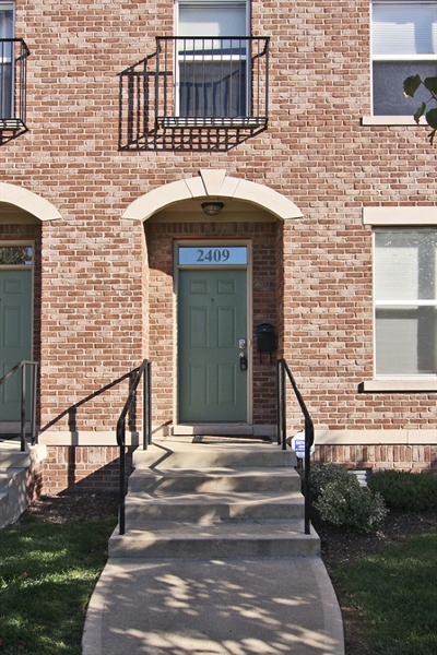 Real Estate Photography - 2409 N Park Ave, # D, Indianapolis, IN, 46205 - Location 2