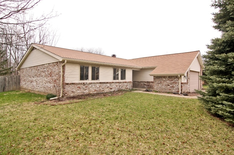 Real Estate Photography - 8302 Picadilly Ln, Indianapolis, IN, 46256 - Location 1