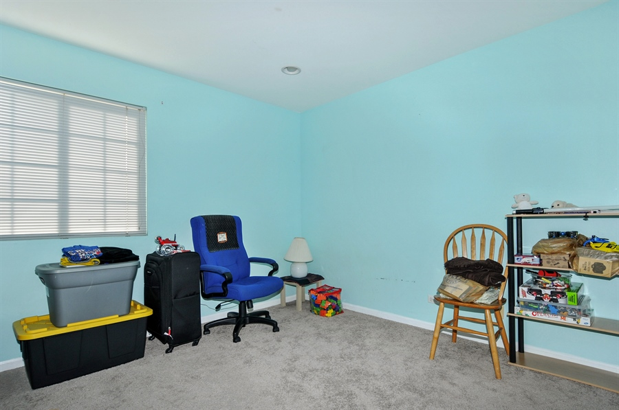 Real Estate Photography - 311 Bunker Hill, Aurora, IL, 60504 - 2nd Bedroom