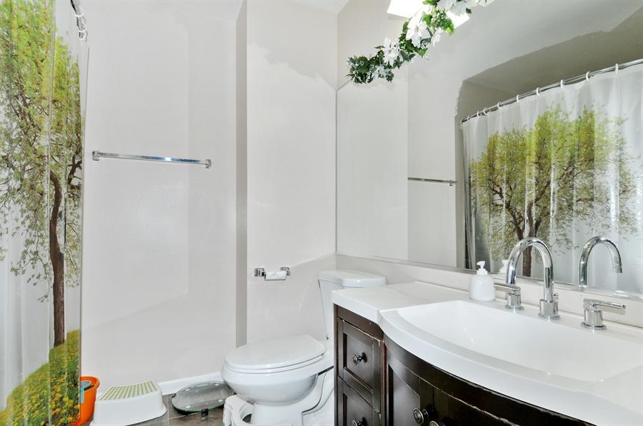 Real Estate Photography - 311 Bunker Hill, Aurora, IL, 60504 - Bathroom