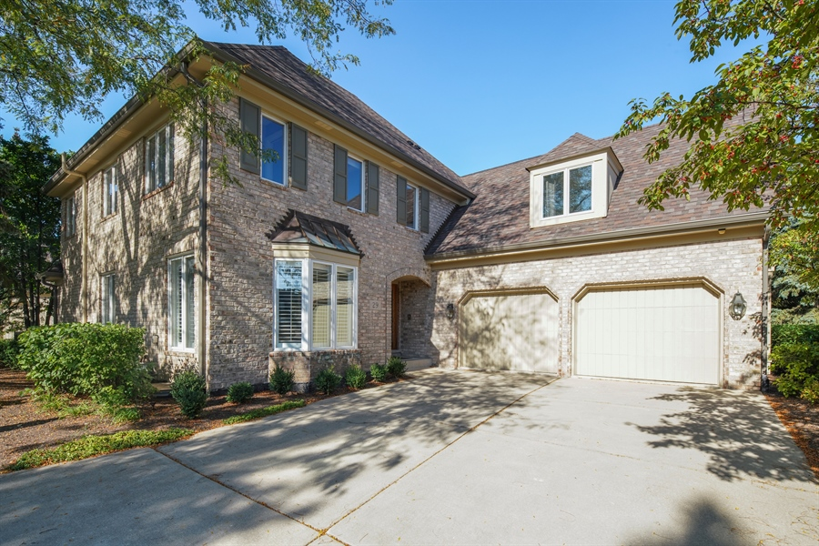 Real Estate Photography - 29 Tartan Lakes Way, Westmont, IL, 60559 - Front View
