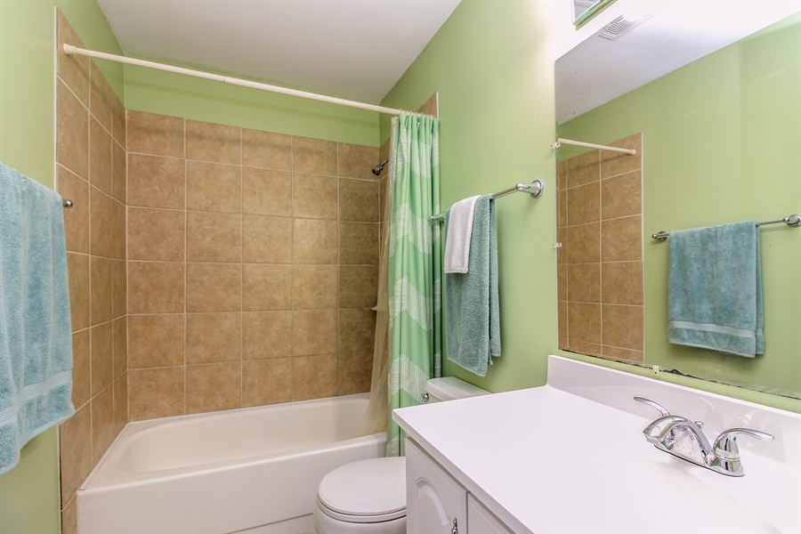 Real Estate Photography - 5943 Meadow Drie, Lisle, IL, 60532 - Master Bathroom
