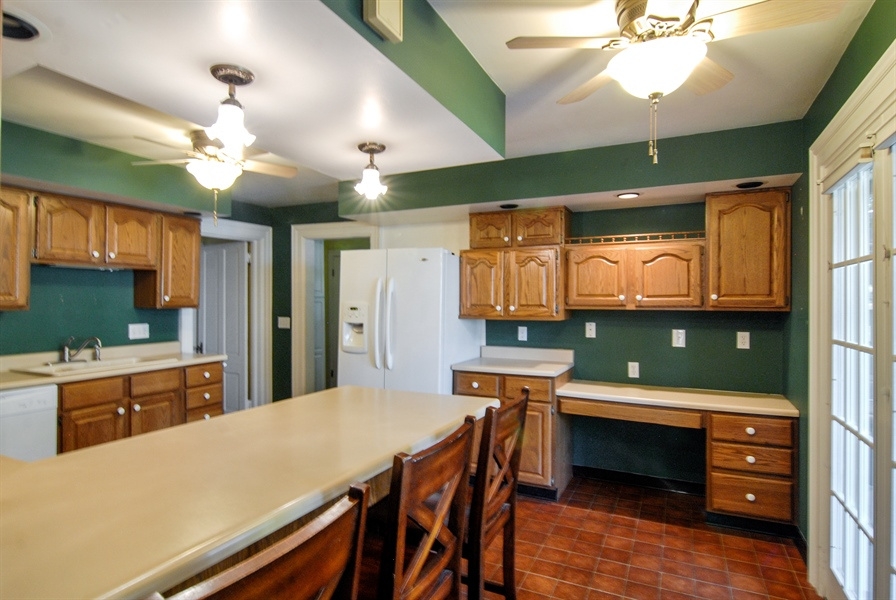 Real Estate Photography - 545 W Downer Place, Aurora, IL, 60506 - Kitchen / Breakfast Room